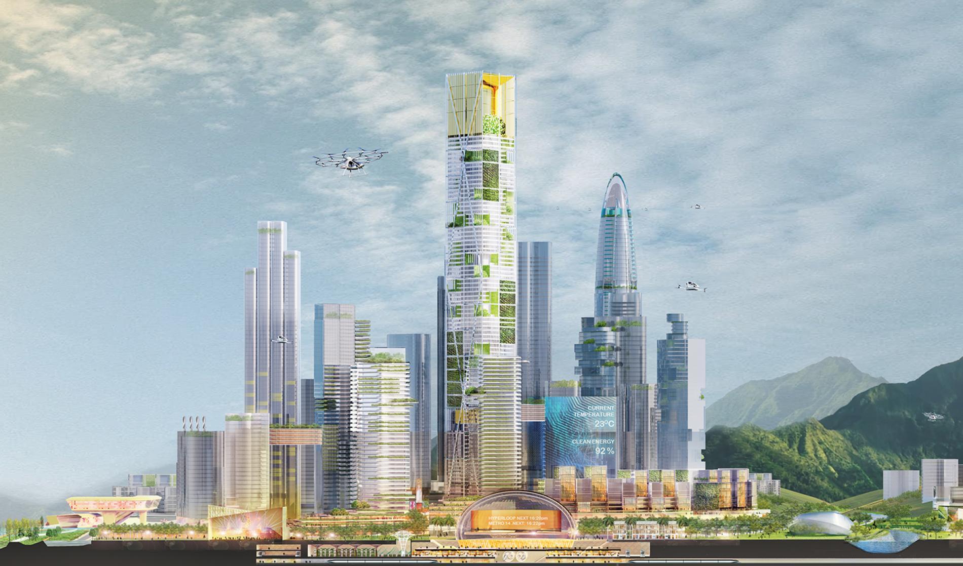 مباني المستقبل